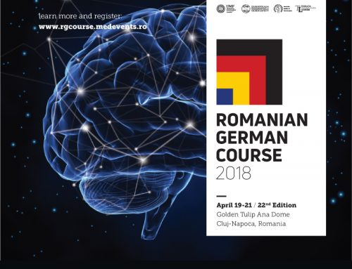 Thank you for attending the Romanian German Course 2018