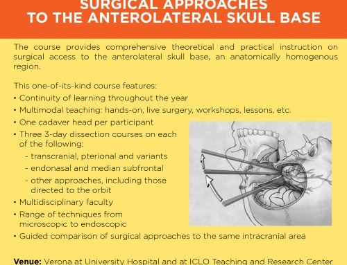 HANDS-ON SURGICAL APPROACHES TO THE ANTEROLATERAL SKULL BASE