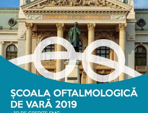 Școala Oftalmologică de Vară 2019