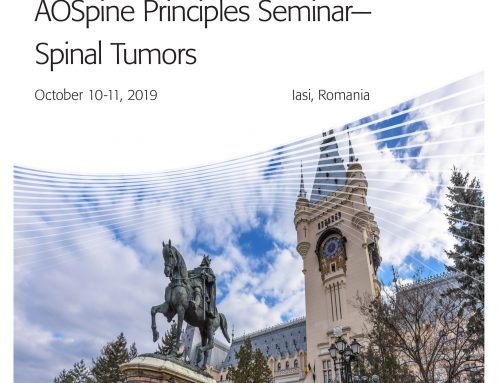 AOSpine Principles Seminar – Spinal Tumors
