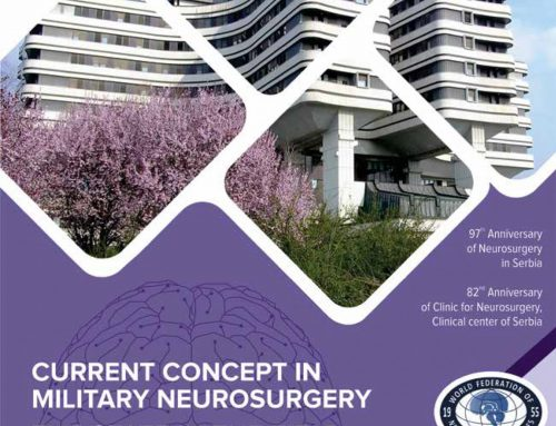 "6th Annual Meeting of Serbian Neurosurgical Society with international participation  ""Current concept in military neurosurgery – The state in the field""  Joint meeting with Southeast Europe Neurosurgical Society"