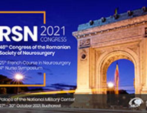 46th Congress of the Romanian Society of Neurosurgery