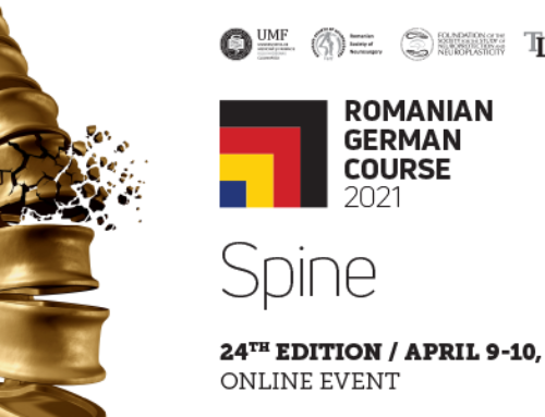 Romanian German Course 2021 – 24th Edition – Spine